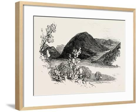 Loweswater, Lake District, UK--Framed Art Print