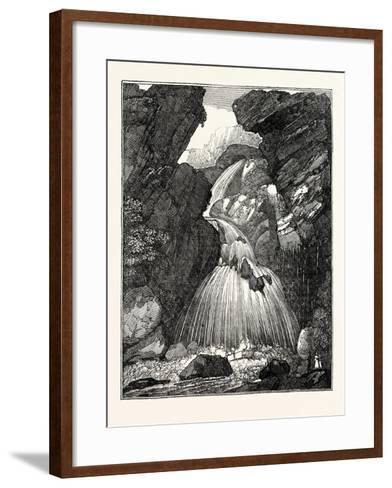 Goredale: Source of the Air--Framed Art Print