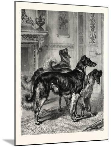 Gentlemen of Leisure--Mounted Giclee Print