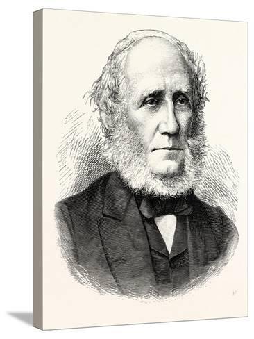 Mr. Duncan Mclaren--Stretched Canvas Print