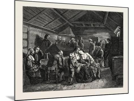 Salon of 1855--Mounted Giclee Print