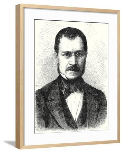 Jules Pétiet--Framed Art Print