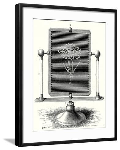 Magic Table--Framed Art Print