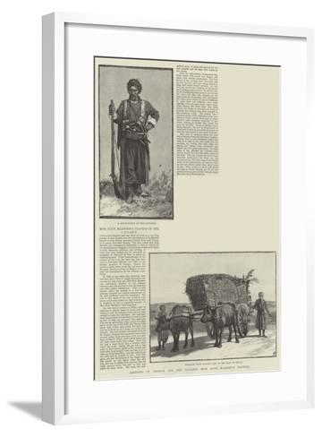 Sketches in Georgia and the Caucasus, Miss Kate Marsden's Travels--Framed Art Print