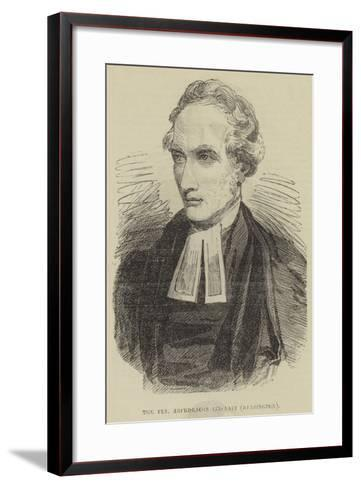 The Venerable Archdeacon Sinclair, Kensington--Framed Art Print