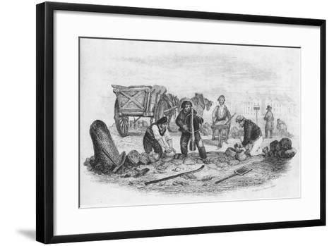 The Pavier, from 'The Book of Trades', 1836--Framed Art Print