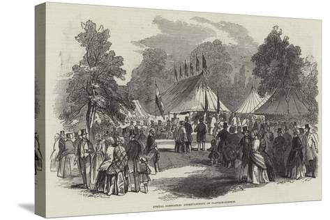 Special Constables Entertainment on Clapham-Common--Stretched Canvas Print