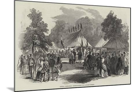 Special Constables Entertainment on Clapham-Common--Mounted Giclee Print