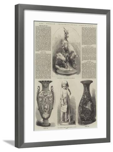 The Dublin International Exhibition--Framed Art Print