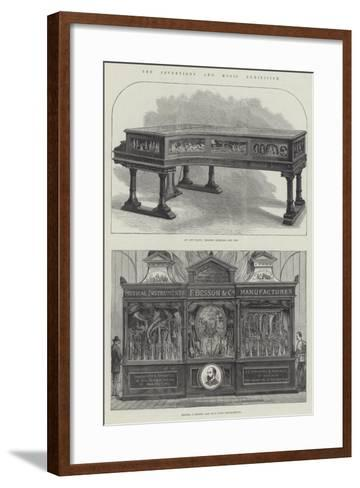 The Inventions and Music Exhibition--Framed Art Print