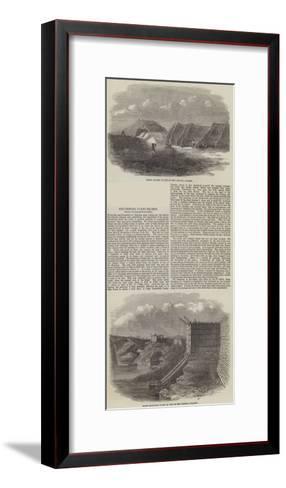 The Chincha Guano Islands--Framed Art Print