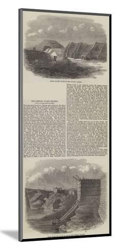 The Chincha Guano Islands--Mounted Giclee Print