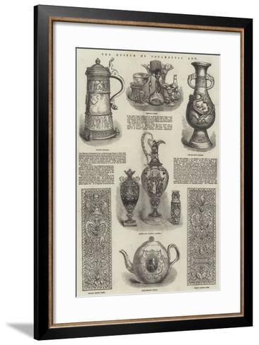 The Museum of Ornamental Art--Framed Art Print