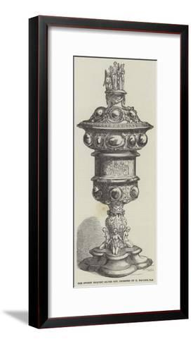 The Swiney Bequest Silver Cup--Framed Art Print