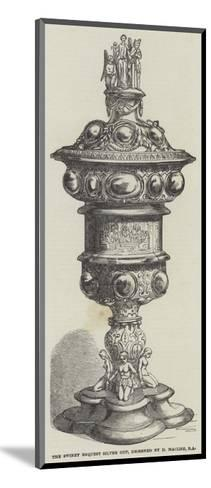 The Swiney Bequest Silver Cup--Mounted Giclee Print