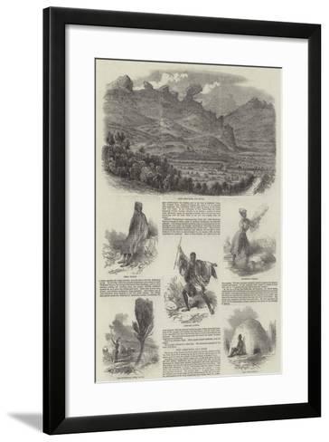 Fort Armstrong, Kat River--Framed Art Print