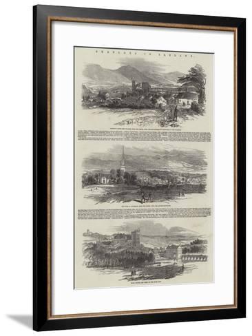 Sketches in Ireland--Framed Art Print