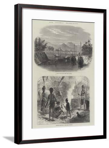 The Looshai Expedition--Framed Art Print