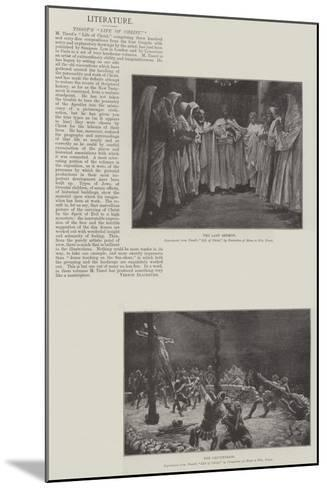 Tissot's Life of Christ--Mounted Giclee Print