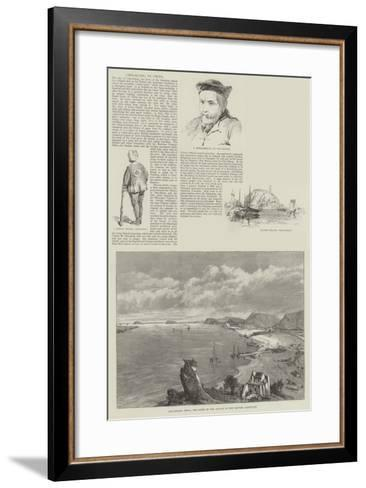 Chin-Kiang, in China--Framed Art Print