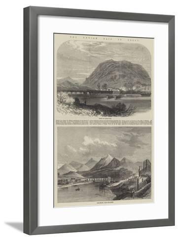 The Fenian Raid in Kerry--Framed Art Print