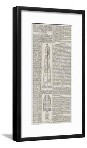 Lighthouse for Russia--Framed Art Print