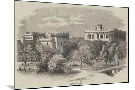 Jacobabad, Scinde--Mounted Giclee Print