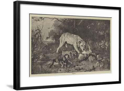 Outlaws--Framed Art Print