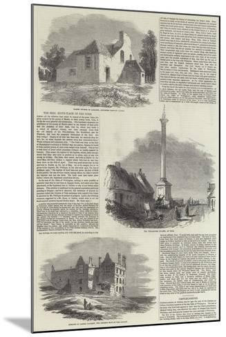 Duke of Wellington--Mounted Giclee Print