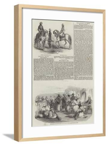 Belooch Levies--Framed Art Print