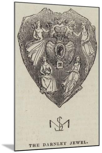 The Darnley Jewel--Mounted Giclee Print