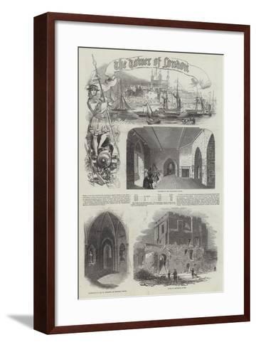 Tower of London--Framed Art Print