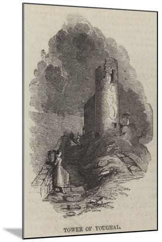 Tower of Youghal--Mounted Giclee Print