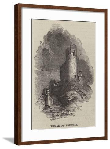 Tower of Youghal--Framed Art Print
