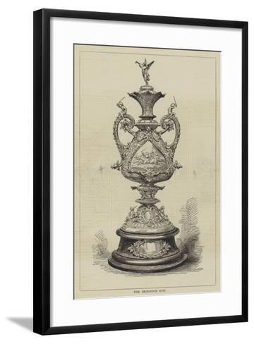 The Brighton Cup--Framed Art Print