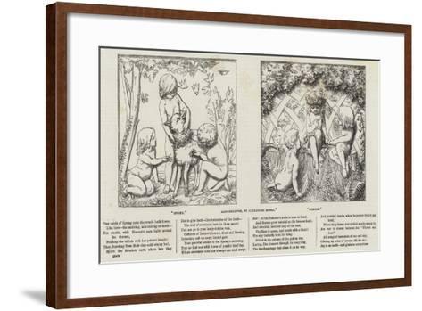 Alto-Relievos--Framed Art Print