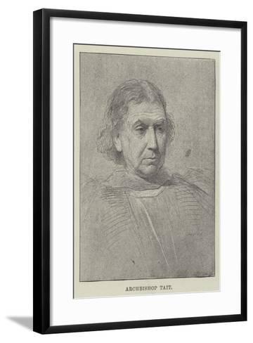 Archbishop Tait--Framed Art Print