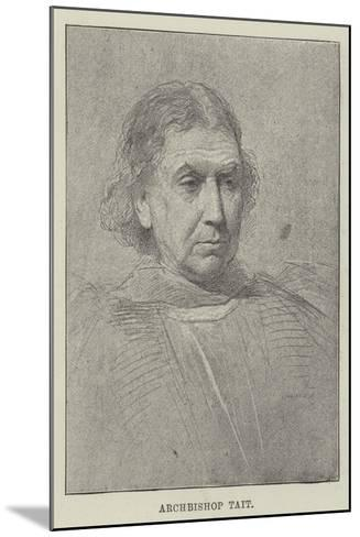 Archbishop Tait--Mounted Giclee Print