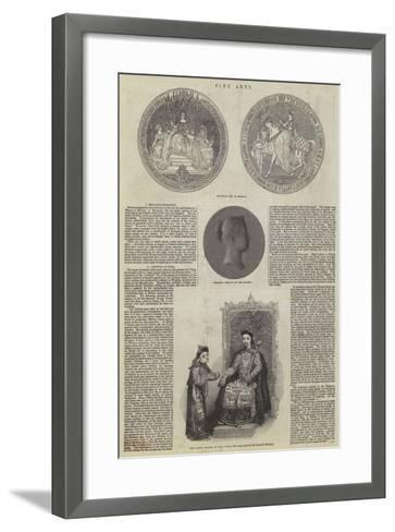 Fine Arts--Framed Art Print