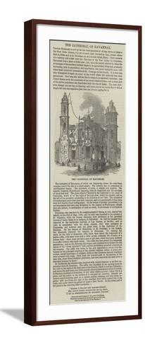 The Cathedral of Havannah--Framed Art Print