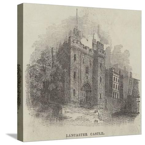 Lancaster Castle--Stretched Canvas Print