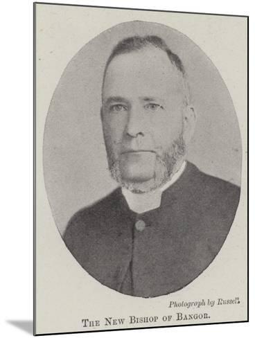 The New Bishop of Bangor--Mounted Giclee Print