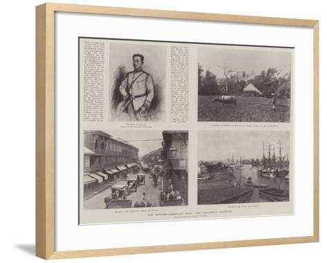 The Spanish-American War, the Philippine Question--Framed Art Print