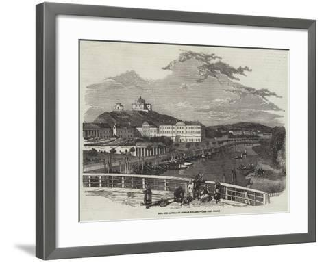 Abo, the Capital of Russian Finland--Framed Art Print