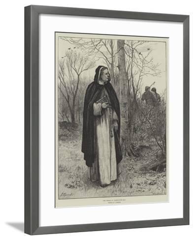 The Origin of Valentine's Day--Framed Art Print