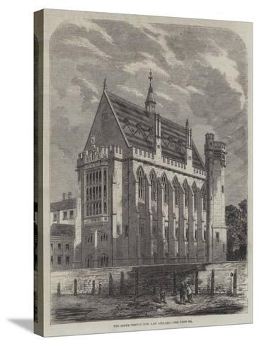 The Inner Temple New Law Library--Stretched Canvas Print