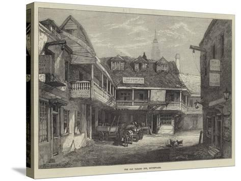 The Old Tabard Inn, Southwark--Stretched Canvas Print