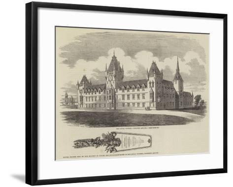 Royal Victoria Patriotic Asylum--Framed Art Print