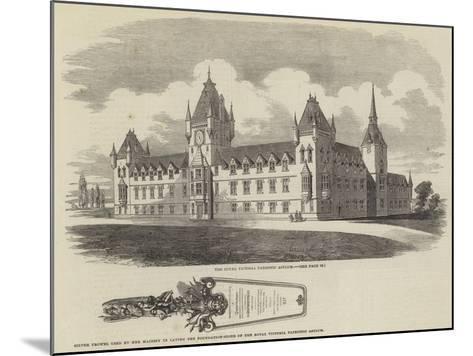 Royal Victoria Patriotic Asylum--Mounted Giclee Print