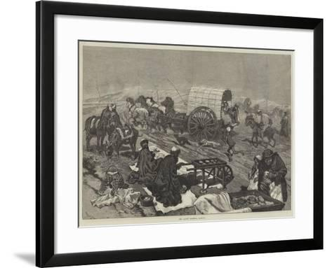 The Ladies' Omnibus, Kashgar--Framed Art Print